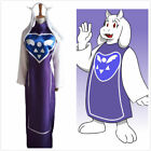 Hot!! NEW Toriel Goat Mom Cosplay Costume