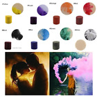 7Colors Smoke Cake Smoke Effect Show Round Bomb Photography Aid Toy Divine FJ4