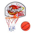 UK Mini Basketball Hoop Board Plastic Hoop Set Basketball Indoor Hanging Hoops