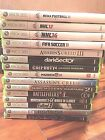 XBOX 360 Games - Pick & Choose - FREE SHIPPING  BUY TWO OR MORE SAVE 10%