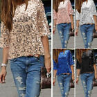 party blouses for women - Women Loose Off Shoulder Sequin Glitter Blouses Casual Shirts Party Tops EVp