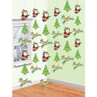 Christmas Hanging String Decorations