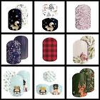Jamberry Nail Wraps - Winter Collection - Christmas, Hanukkah, New Years, Winter