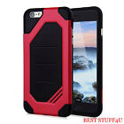 NEW Hybrid Heavy Duty Shockproof  Case Back Cover Fits IPhone Apple Mobile b8