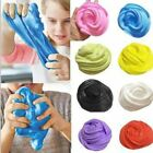 1X Fluffy Floam Slime Putty Scented Stress Relief No Borax For Kids ADULT Toys