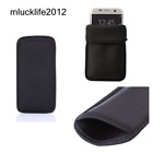 Elastic Neoprene Protective Pouch Bag Sleeve cellphone case cover For Highscreen