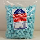 * Picknmix Classic Sweets & Candy Blue Raspberry Cubes Wedding Favours