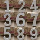 0-9 Wooden Digits Arabic Numbers Free Standing Wedding Home Wall Ornament