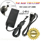AC Adapter Charger For Acer Chromebook R11 C720 C720P C730E C738T C740 CB3 CB5