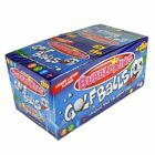 Bubbleking Golf Ball Chewing Gums 4 x 45's