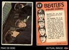 1964 Topps Beatles Color #57 Paul and Ringo GOOD