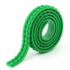 1M Compatible Tape for Lego Strip Brick Block Toy Bendable Flexible Corners Base