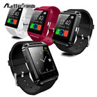 Bluetooth Smart Wrist Watch Phone Mate For IOS/Android Apple Samsung HTC HUAWEI
