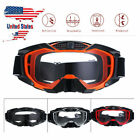 Snowboard Snowmobile Skating Racing Helmet Goggles Clear Lens Winter Sport Snow