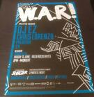 WE ARE ROCKSTARS W.A.R @ IBIZA ROCKS HOTEL - IBIZA CLUB POSTERS 2012/13/14/15