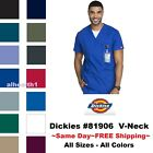 Kyпить Dickies Scrub Top 81906 Mens EDS V-Neck Scrub Top Medical ~NEW~ Free Shipping на еВаy.соm