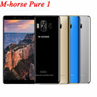"5.7""M-HORSE Pure 1 4G Smartphone Android7.0 MTK6737 Quad Core Dual Rear Cam 32GB"