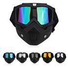 Winter Snow Sports Goggles Ski Snowboard Snowmobile Face Mask Glasses UV Eyewear