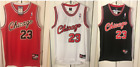 Mens Chicago Bulls Michael Jordan Throwback 1984 Rookie NBA Basketball Jersey