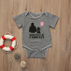 Star Wars Newborn Baby Girl Romper Bodysuit Sunsuit Summer Clothes Outfits US $3.99 USD