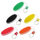 Oval Shaped Foam Floating Key Ring Boat Keychain Canoe Kayak Accessories