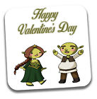 Valentines Day Card & Gift For Him or Her - Princess and Ogre - Valentines's Day