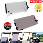 EZGO TXT & Medalist Tinted Clear Windshield 1994-2013 New In Box Golf Cart Parts