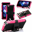 HEAVY DUTY TOUGH SHOCKPROOF STAND HARD CASE COVER  FIT MOBILE IPHONE APPLE q15