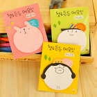 Lots Cartoon Cute Stickers Memo Bookmark Flag Post-IT Index Tab Pad Sticky Notes