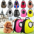 Breathable Capsule Pet Cat Dog Puppy Carrier Bag Travel Astronaut Space Backpack