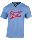 AVERAGE JOES MENS T-SHIRT FUNNY DESIGN GLOBO GYM PURPLE COBRAS DODGEBALL RETRO
