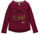 BENCH YES GRAPHIC KIDS Longsleeve 2018 cabernet Pullover
