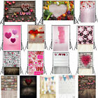 Kyпить US Valentine's Day Photography Backdrops Backgrounds Kids Photo Props 3x5/5x7ft на еВаy.соm