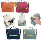 Travel Cosmetic Bag Makeup Organizer Case Pouch Waterproof Storage Hanging Bag