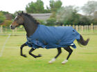 Rhinegold 'Arizona' Mid Light Weight 100gsm Polyfill Horse Pony Turnout Rug