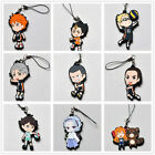 Japanese Anime Manga Rubber Key Chain Keychain Official Strap Free Shipping B