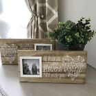 Beautiful Assorted Family And Friends Chic Wooden 3D String Photo frame
