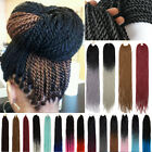 how to ombre red hair - Dreadlock Braid Senegalese Twist Braids Braiding Crochet Hair Extensions Ombre U