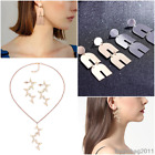 Women Fashion Dangle Drop Crystal Jewelry Earrings Perfect Valentine's Day Gifts