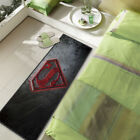 Superman DC Comics Cool Velboa Floor Rug Carpet Room Kitchen Non-slip Mat #21