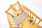 Baby Bed Set Upper Bed, under Bed And Pillow Made From Wool, Made IN Germany