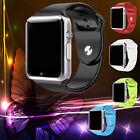bluetooth watches for android phones - A1 Smart Watch Bluetooth GSM SIM Phone Camera TF Slot For Android*Samsung*iOS-US