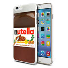 Nutella Design Phone Hard Case Cover Skin For Various Mobiles - Design 1