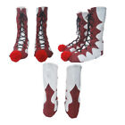 Men Stephen King's It 2017 clown Pennywise boots cover cosplay halloween costume