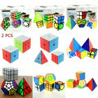 2x2 3x3 4x4 5x5 Mirror Pyraminx Megaminx Skewb SQ-1 Magic Cube Speed Twist Toy