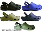 TWF MENS BOYS CLOGS SLIP ON FLIP FLOPS BEACH SANDALS SHOWER POOL WATER SEA SHOES
