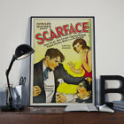 Scarface (1932) -  Movie Film Poster Print Picture A3 A4