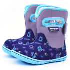 Disney Adorable Lovely Winter Warm Waterproof Boots Shoes - Kids UK 6,7,8,9