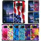 Slim Hybrid Armor Case Dual Layer Protective Cover for Samsung Galaxy S8 Active <br/> ** Not Fit Regular Galaxy S8/S8 Plus