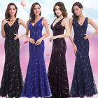Ever-pretty Long Elegant Prom Gown Formal Evening Cocktail Party Dresses 08855